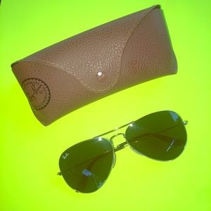 😎Ray-Ban Aviator Sunglasses
